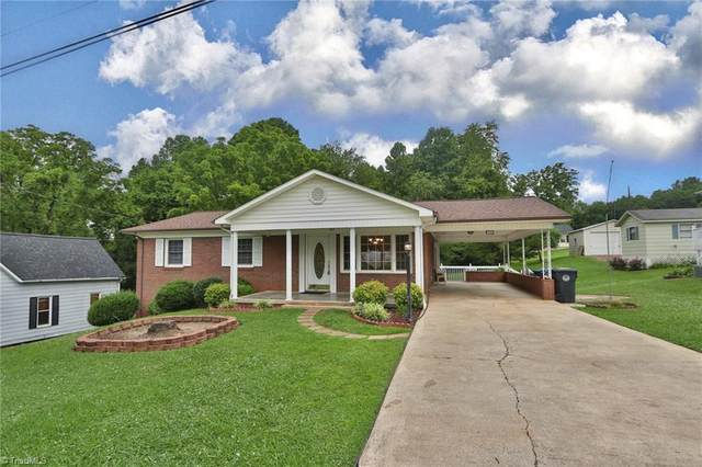 302 L Street, North Wilkesboro, NC 28659 (MLS #983822) :: Ward & Ward Properties, LLC