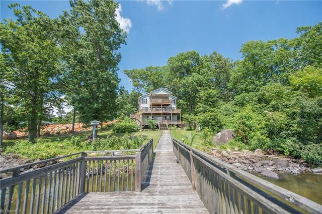 667 Lands End, Denton, NC 27239 (MLS #983824) :: Ward & Ward Properties, LLC