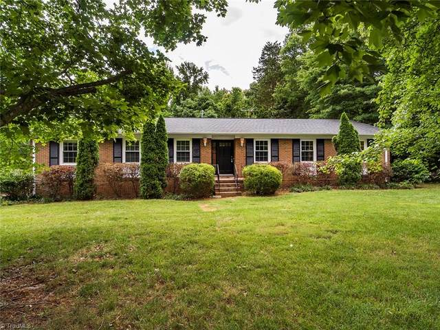 4601 Edinborough Road, Greensboro, NC 27406 (MLS #983828) :: Berkshire Hathaway HomeServices Carolinas Realty
