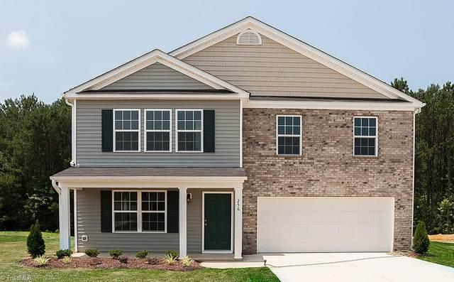 4914 Black Forest Drive #146, Greensboro, NC 27405 (MLS #983842) :: Ward & Ward Properties, LLC