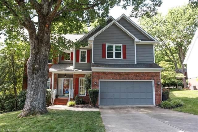 5399 Beechmont Drive, Greensboro, NC 27410 (MLS #983870) :: HergGroup Carolinas | Keller Williams