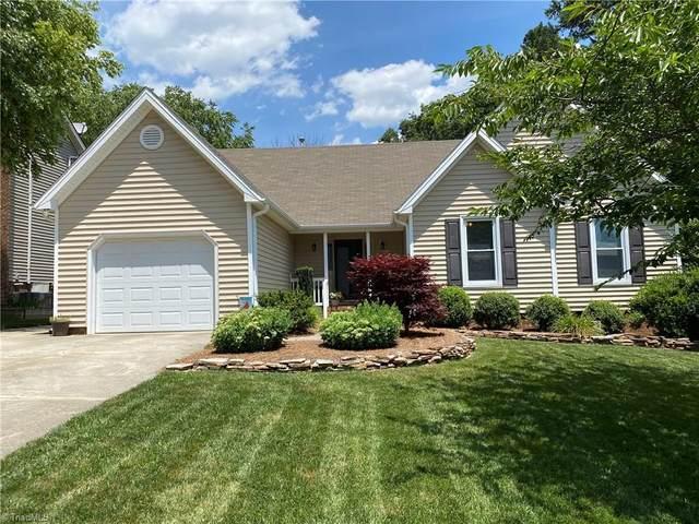 4996 Heritage Woods Drive, Greensboro, NC 27407 (MLS #983876) :: Berkshire Hathaway HomeServices Carolinas Realty
