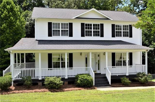 15 Whitaker Place, Thomasville, NC 27360 (MLS #983903) :: Berkshire Hathaway HomeServices Carolinas Realty
