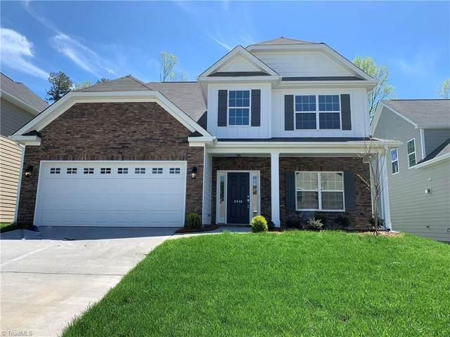 1023 English Ivy Court #81, Kernersville, NC 27284 (MLS #983905) :: HergGroup Carolinas | Keller Williams