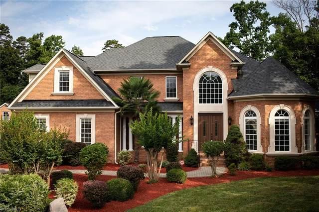 2105 Needleleaf Lane, Greensboro, NC 27410 (#983922) :: Premier Realty NC