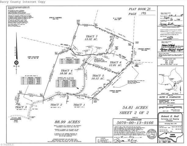 0 Hollingsworth Road, Mount Airy, NC 27030 (MLS #983943) :: Ward & Ward Properties, LLC
