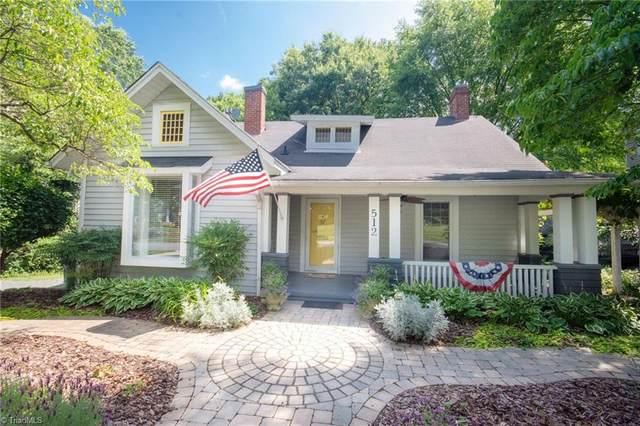 512 Patrick Street, Eden, NC 27288 (MLS #983947) :: Ward & Ward Properties, LLC