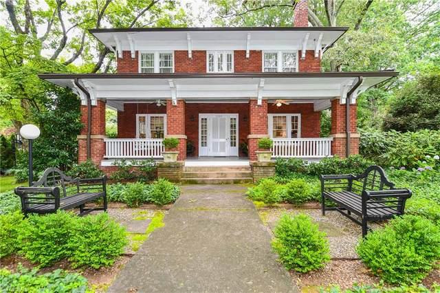 2309 Lafayette Avenue, Greensboro, NC 27408 (MLS #983956) :: Berkshire Hathaway HomeServices Carolinas Realty