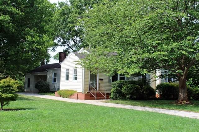 2335 Albright Drive, Greensboro, NC 27408 (MLS #984000) :: Ward & Ward Properties, LLC