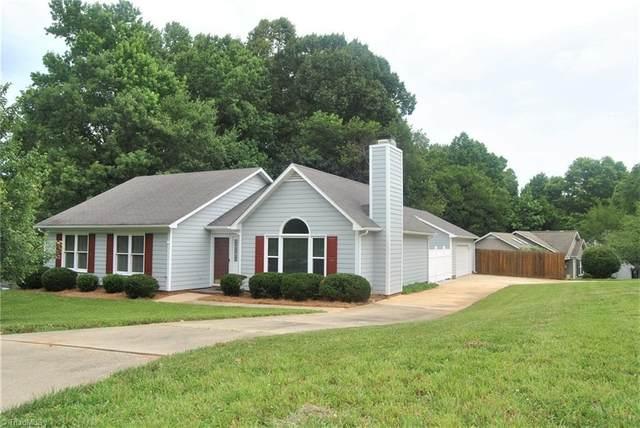 3300 Dawn Ridge Court, Greensboro, NC 27410 (MLS #984002) :: HergGroup Carolinas | Keller Williams