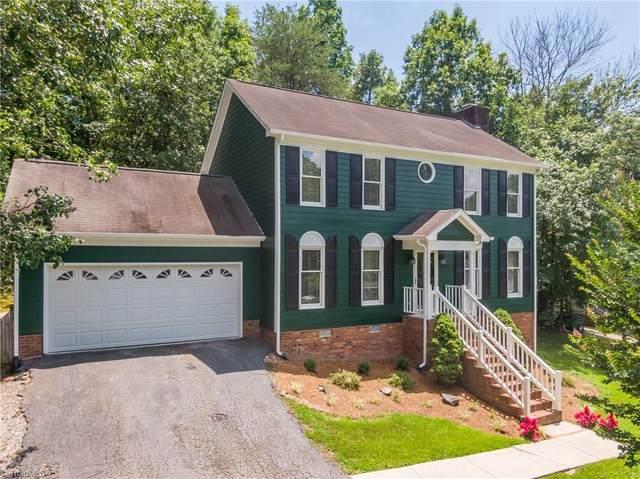 7012 Avenbury Circle, Kernersville, NC 27284 (MLS #984005) :: Ward & Ward Properties, LLC