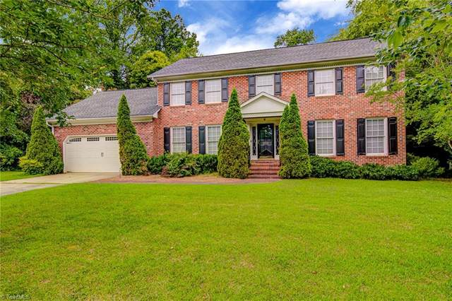 203 Westgate Drive, Greensboro, NC 27407 (MLS #984013) :: Ward & Ward Properties, LLC