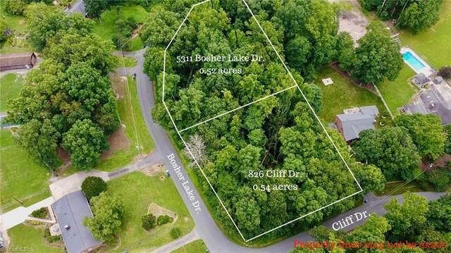 826 Cliff Drive, Mcleansville, NC 27301 (MLS #984015) :: Ward & Ward Properties, LLC