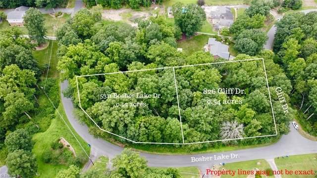 5311 Bosher Lake Drive, Mcleansville, NC 27301 (MLS #984016) :: Ward & Ward Properties, LLC