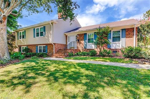 521 Woodvale Drive, Greensboro, NC 27410 (#984019) :: Premier Realty NC