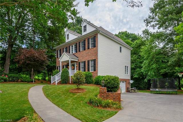 1209 Myrtle Wood Lane, Lewisville, NC 27023 (MLS #984020) :: Ward & Ward Properties, LLC