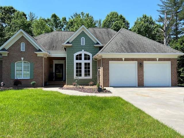 1603 Woodrun Drive, Wilkesboro, NC 28697 (MLS #984026) :: Ward & Ward Properties, LLC