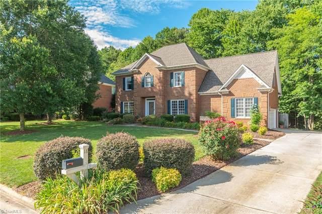 18 Winterberry Court, Greensboro, NC 27455 (MLS #984067) :: HergGroup Carolinas | Keller Williams