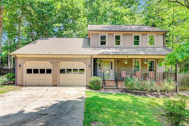 2416 Beaconwood Drive, Greensboro, NC 27455 (MLS #984072) :: HergGroup Carolinas | Keller Williams