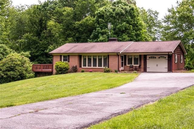 2538 Little Elkin Church Road, Ronda, NC 28670 (MLS #984088) :: Ward & Ward Properties, LLC