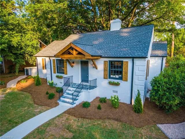 1209 Cornwallis Drive, Greensboro, NC 27408 (MLS #984092) :: HergGroup Carolinas | Keller Williams