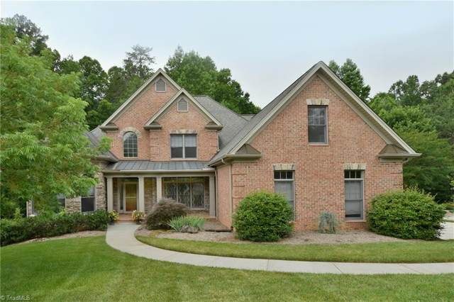 3941 Burning Tree Lane, Winston Salem, NC 27106 (MLS #984093) :: Ward & Ward Properties, LLC