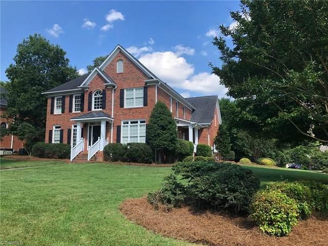 100 Southbridge Court, Jamestown, NC 27282 (MLS #984110) :: Berkshire Hathaway HomeServices Carolinas Realty