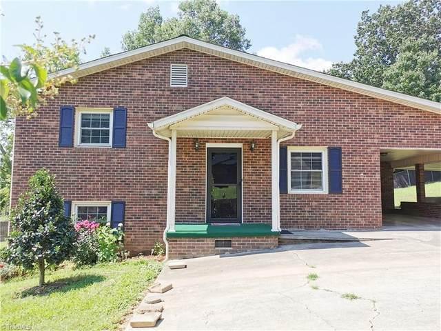 913 Friendly Circle, Asheboro, NC 27205 (MLS #984113) :: Ward & Ward Properties, LLC