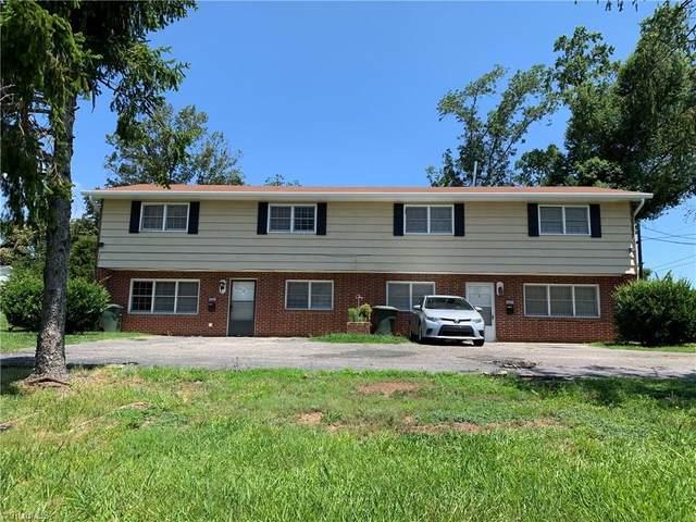 237 W Stadium Drive, Eden, NC 27288 (MLS #984122) :: Ward & Ward Properties, LLC