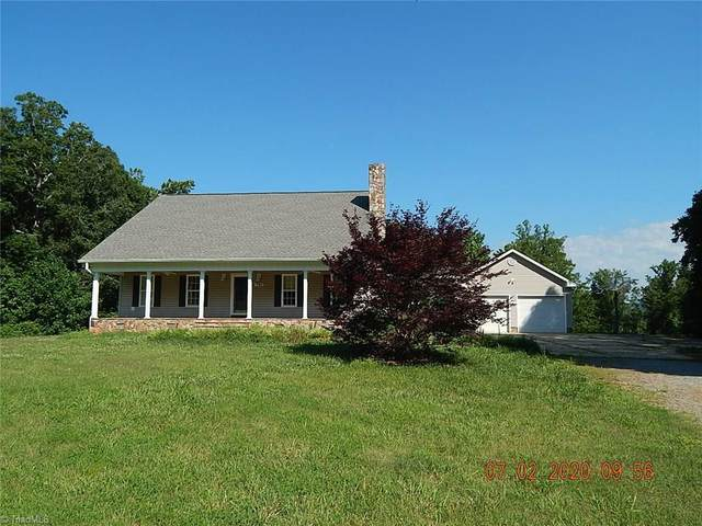 790 Danbury Bridge Road, Madison, NC 27025 (MLS #984128) :: Ward & Ward Properties, LLC