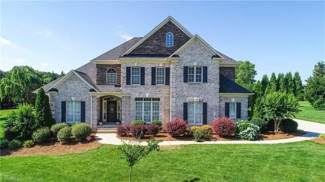 710 Scaup Drive, Greensboro, NC 27455 (MLS #984132) :: Ward & Ward Properties, LLC