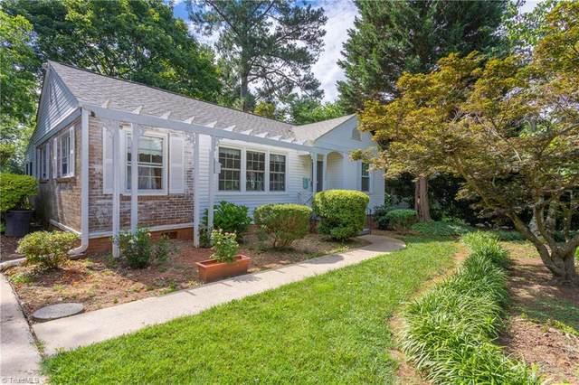 1004 Elam Avenue, Greensboro, NC 27408 (MLS #984138) :: HergGroup Carolinas | Keller Williams