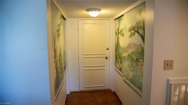 1101 Elm Street #105, Greensboro, NC 27401 (MLS #984140) :: Ward & Ward Properties, LLC