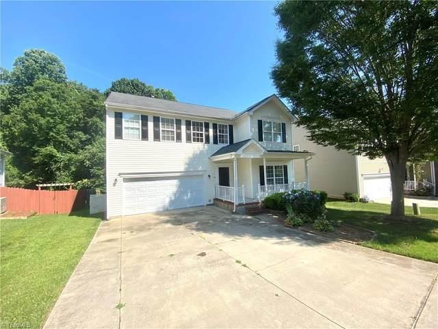 384 Ivy Park Lane, Winston Salem, NC 27104 (MLS #984148) :: Ward & Ward Properties, LLC