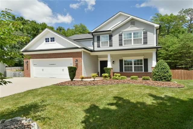 367 Water Mill Road, Kernersville, NC 27284 (MLS #984149) :: HergGroup Carolinas | Keller Williams