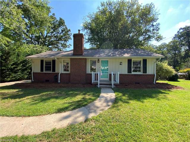 1312 Hawthorne Avenue, Reidsville, NC 27320 (MLS #984157) :: Ward & Ward Properties, LLC