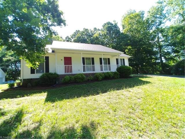 356 Periwinkle Road, Eden, NC 27288 (MLS #984173) :: Ward & Ward Properties, LLC