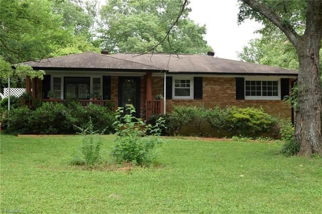 310 Fields Street, Greensboro, NC 27405 (MLS #984178) :: Ward & Ward Properties, LLC