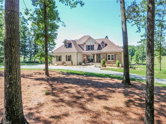 1141 Nc Highway 62 W, High Point, NC 27263 (#984185) :: Premier Realty NC
