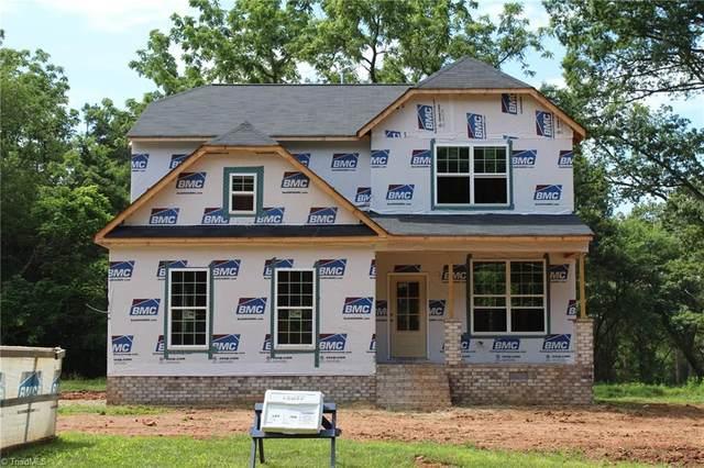 1680 Gerringer Mill Road Lot 64, Burlington, NC 27217 (MLS #984192) :: Elevation Realty