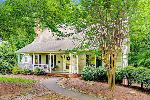 1721 Abbottsford Drive, Kernersville, NC 27284 (MLS #984195) :: Ward & Ward Properties, LLC
