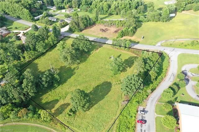 0 Nc Highway 16, Wilkesboro, NC 28697 (MLS #984201) :: Ward & Ward Properties, LLC
