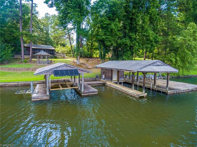 98 Cobbs Creek Road, Leasburg, NC 27291 (MLS #984206) :: Ward & Ward Properties, LLC