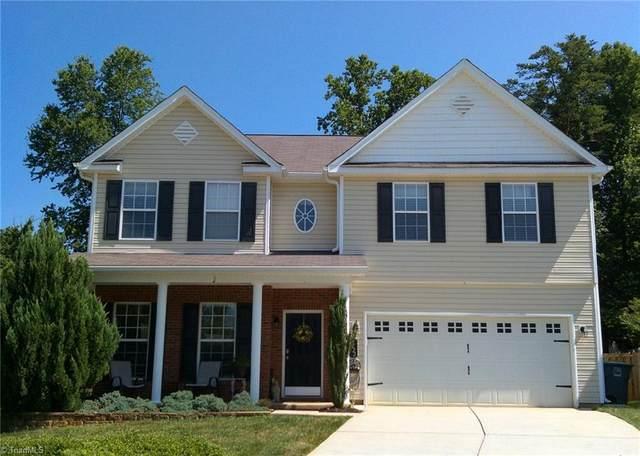 5722 Silver Sky Way, Greensboro, NC 27410 (MLS #984216) :: HergGroup Carolinas | Keller Williams