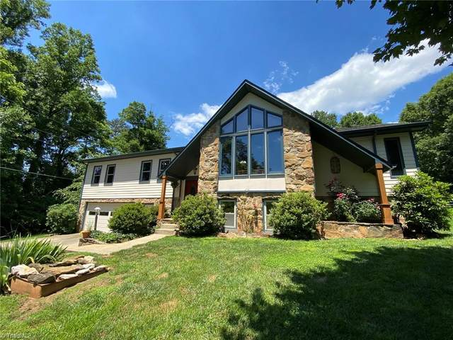 284 Buckingham Road, Pinnacle, NC 27043 (MLS #984232) :: Berkshire Hathaway HomeServices Carolinas Realty
