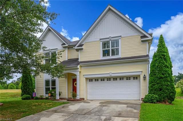 205 North Forke Drive, Advance, NC 27006 (MLS #984233) :: Berkshire Hathaway HomeServices Carolinas Realty