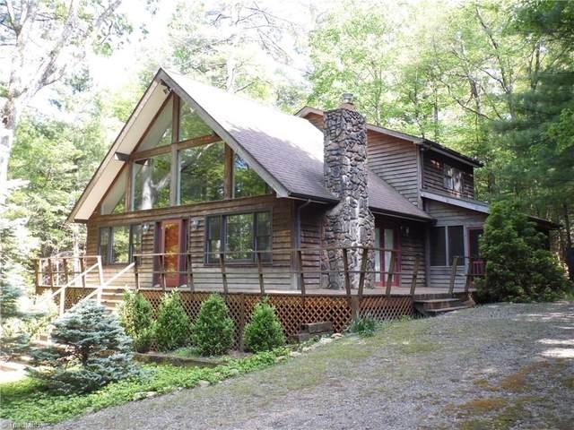 123 Tree Top Lane, Roaring Gap, NC 28627 (MLS #984255) :: Berkshire Hathaway HomeServices Carolinas Realty