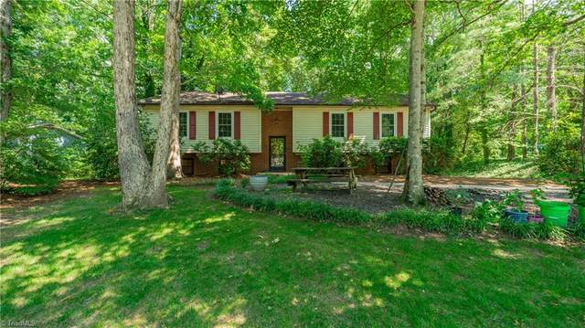 605 Pepperidge Road, Lewisville, NC 27023 (MLS #984271) :: Ward & Ward Properties, LLC