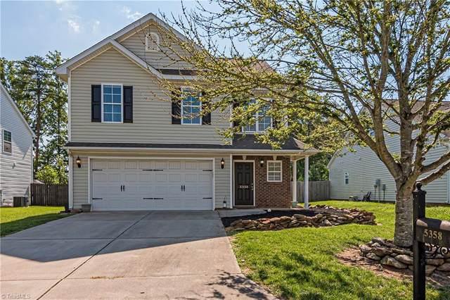 5358 Esher Drive, Walkertown, NC 27051 (MLS #984274) :: Ward & Ward Properties, LLC