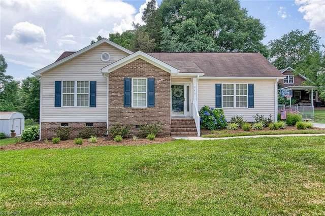 245 N Hale Street, Eden, NC 27288 (MLS #984281) :: Ward & Ward Properties, LLC